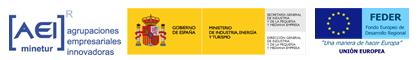 Logos programa AEI