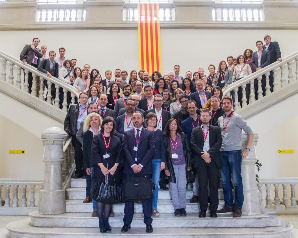 Foto final assemblea general de la comunitat NEXTHEALTH