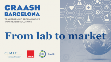 CRAASH Barcelona From lab to market