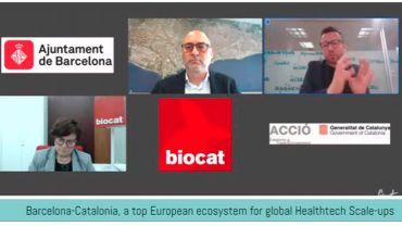 European Health Tech Innovation Week in #Barcelona