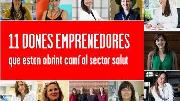 Dones emprenedores salut Biocat