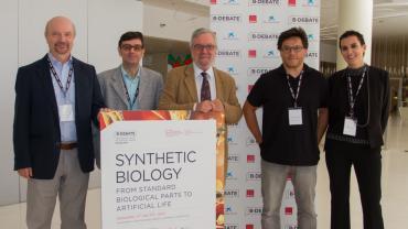 B·Debate synthetic Biology