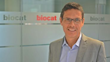 Jordi Naval CEO Biocat