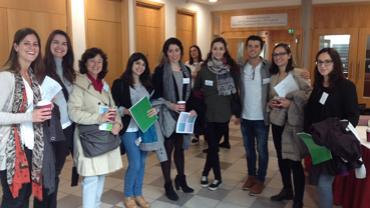Alumnes d·HEALTH a Galway