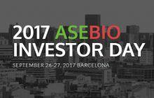 Banner de l'ASEBIO Investor Day 2017