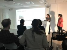 My-Qup en EIT Health Innovation Fellowships Showcase