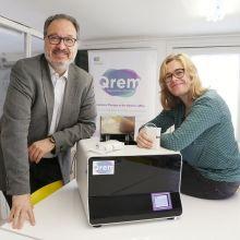 QREM startup generation biocat