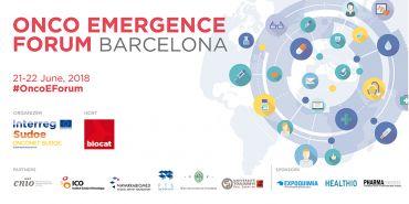 ONCO Emergence Forum Barcelona 2018