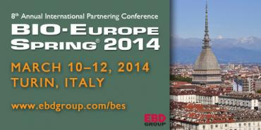 Bio-Europe Spring Turin 2014