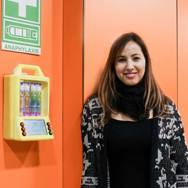 Anna Sala, cofundadora de Adan Medical