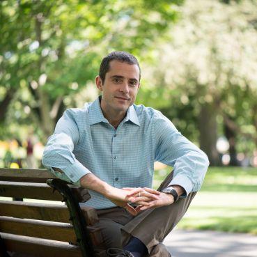 Bernat Olle, CEO Vedanta Biosciences