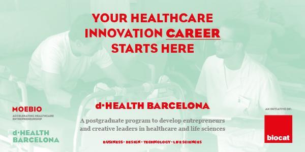 Banner d·HEALTH Barcelona 2016