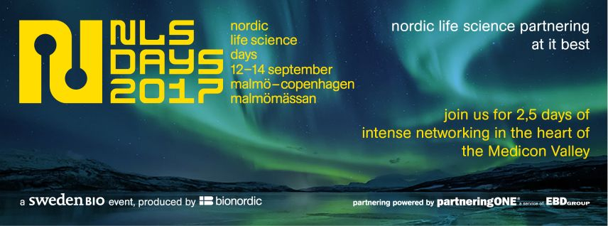 banner nordic life sciences days (NLS)