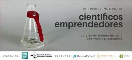Congreso Científico de Emprendedores 2017