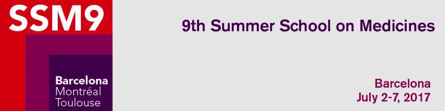 Summer School on Medicines (SSM9)