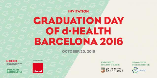 graduation day dhealth barcelona
