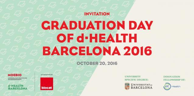 graduation day dhealth barcelona