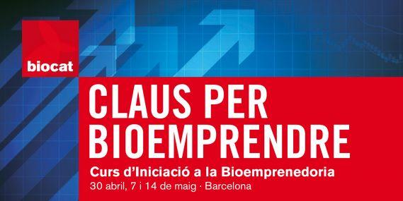Claus per Bioemprendre Banner