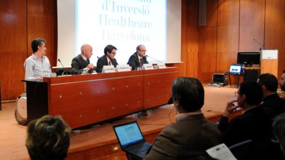 forum Inversio Healthcare Barcelona