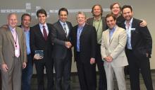 AB-Biotics i CompanionDX firmen l'acord