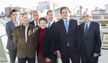 L'equip d'Aelix Therapeutics