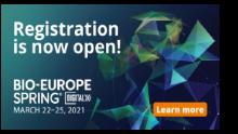 BIO-Europe Spring Banner