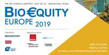 BioEquity 2019 Barcelona