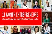 Women female entrepreneurs health life sciences Biocat