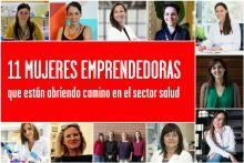 mujeres emprendedoras cientificas salud Biocat