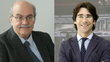 Andreu Mas-Colell i Josep M. Martorell